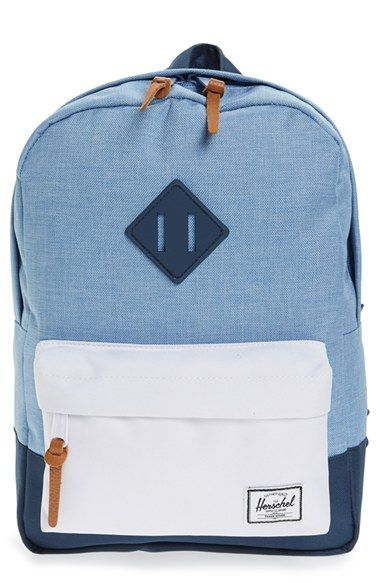 46cb359e8424 Herschel Supply Co.  Heritage  Backpack (Kids)