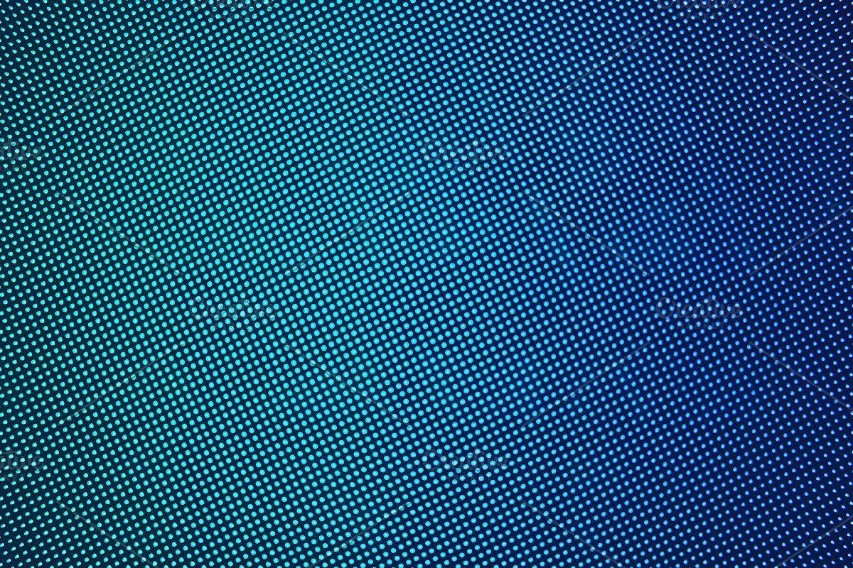 Led Screen Gradient Blue Green Green Led Blue Screen Blue Aesthetic