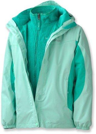Marmot Girl s Northshore 3-in-1 Jacket  132166c802