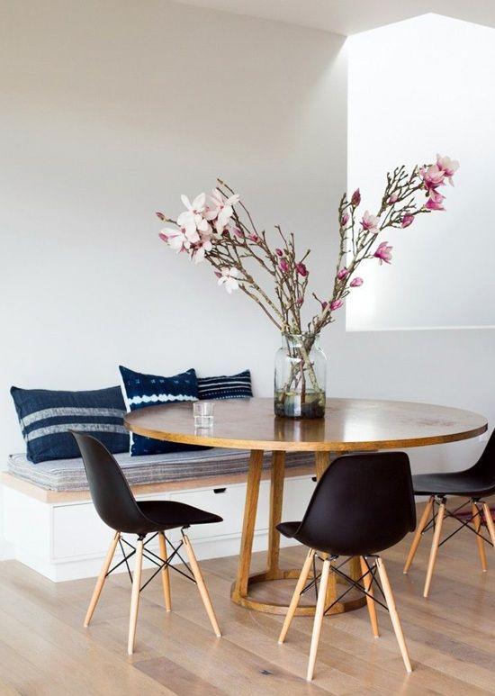 mesa-redonda-04 … | Interior design en 2019…