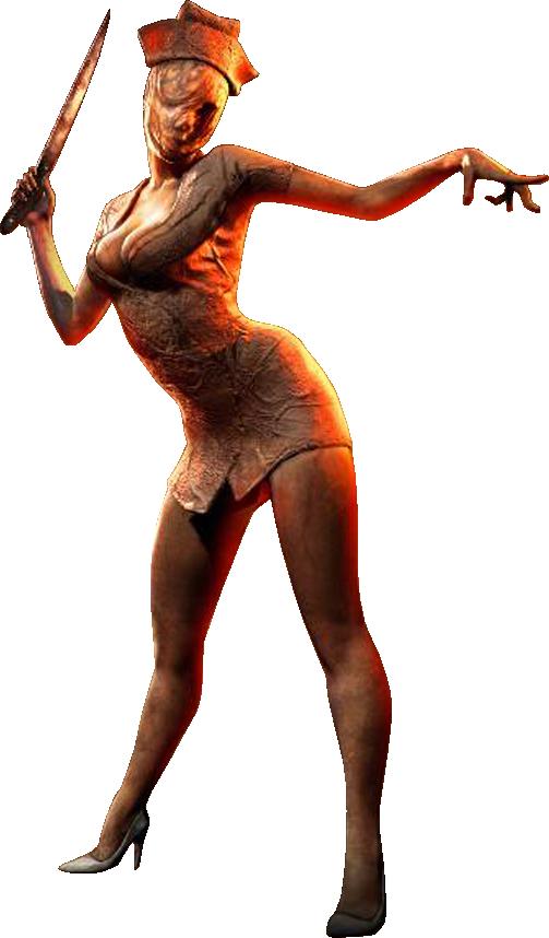 Nurse Silent Hill Homecoming Enfermera De Silent Hill Sillent Hill Silent Hill