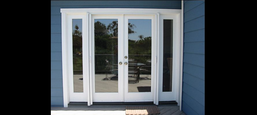 French Door Screens Clearview Retractable Screens Paver Patio