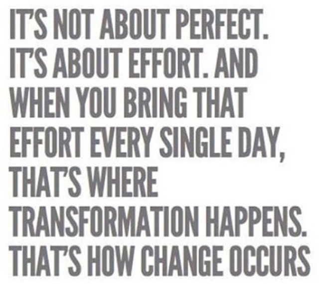 tnbtheories: Make a daily commitment to change. | Words 2 Motivate