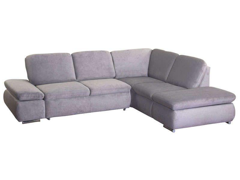 canapé d'angle tissu gris baxter | canapé | pinterest | gris