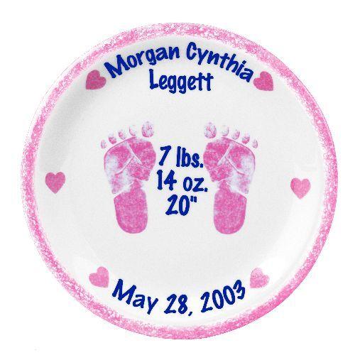 Personalized keepsake birth plates baby name plates custom baby personalized keepsake birth plates baby name plates custom baby negle Gallery