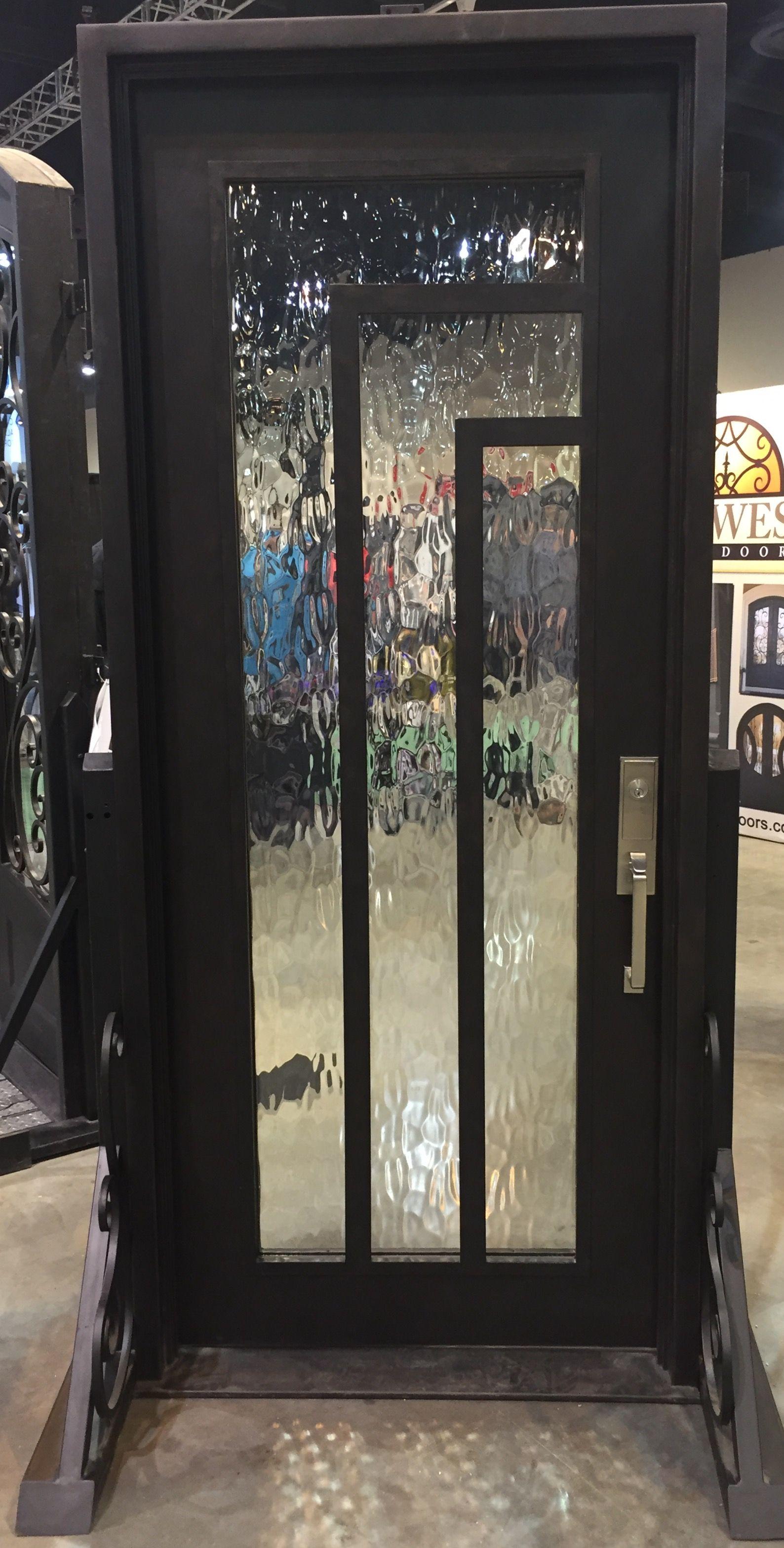 Modern Front Door Knob