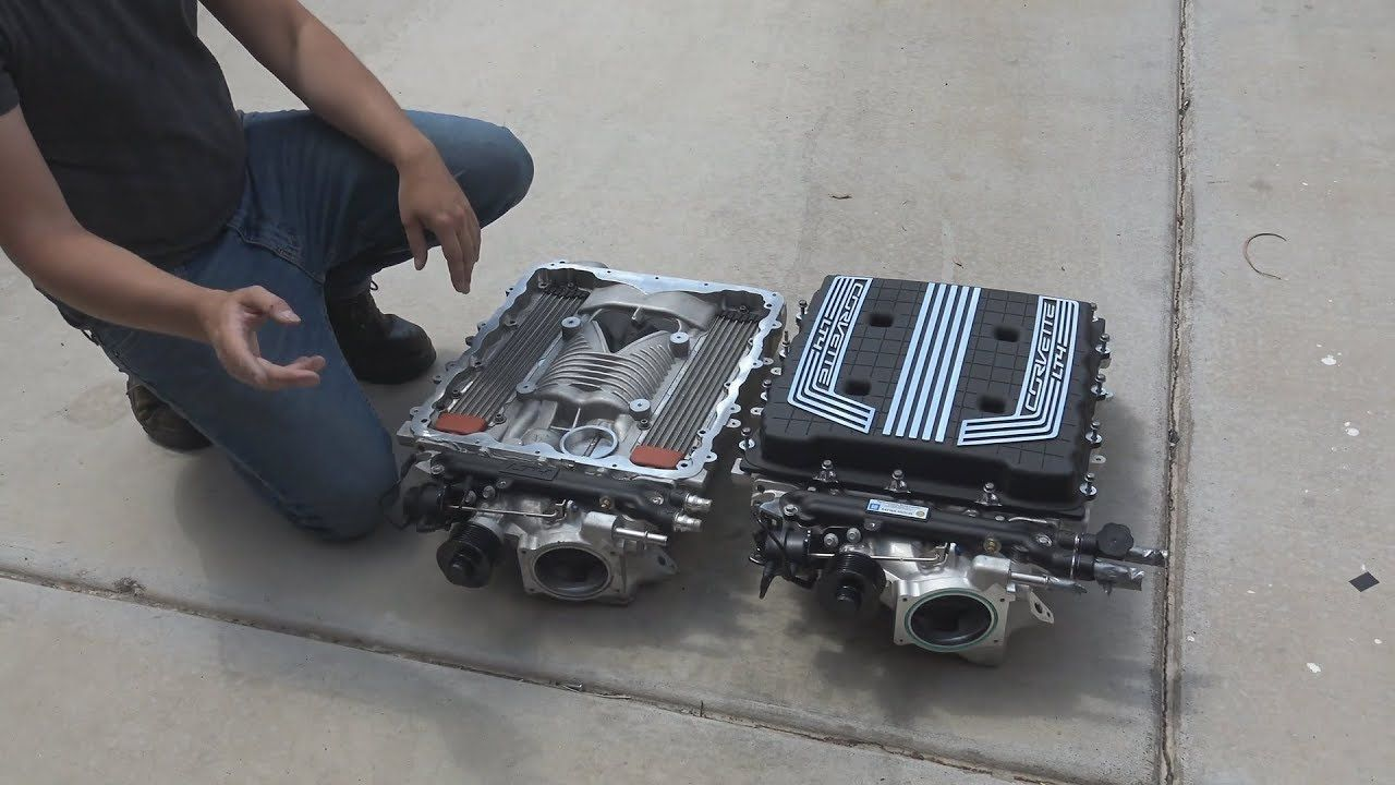 Lt4 Supercharger Differences You Need To Know Supercharger Chevrolet Camaro Engine Swap