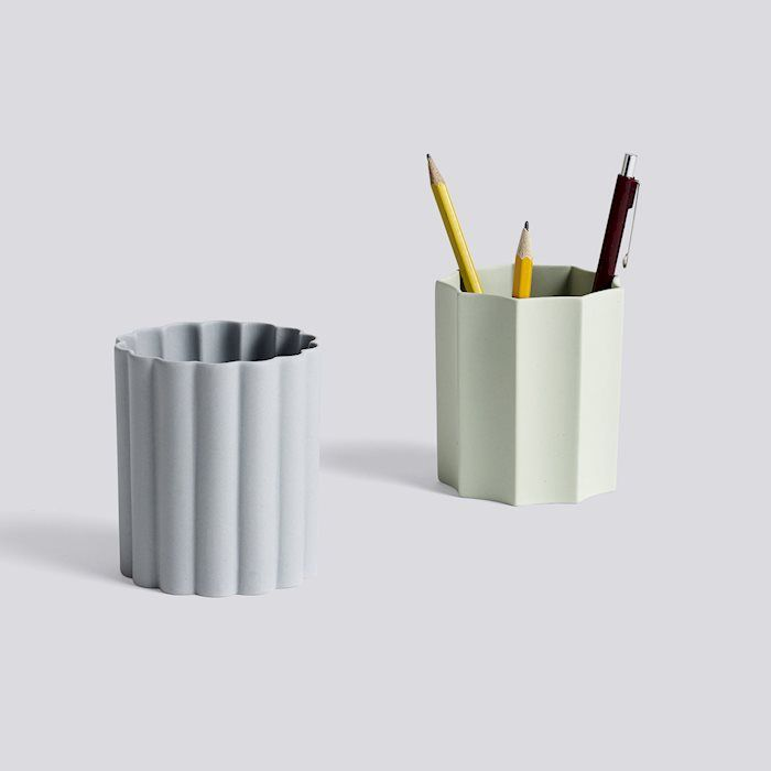IRIS PEN HOLDER - HAY Stationery Design Inspiration