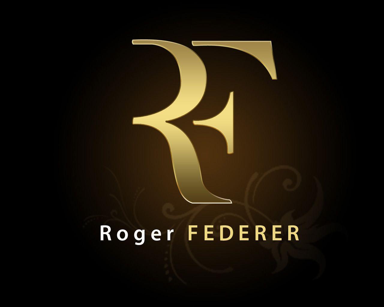 Download Roger Federer Logo Hd Desktop Free High Definition