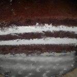 Torta Kinder fetta al latte ricetta di Natascia Ciuffatelli