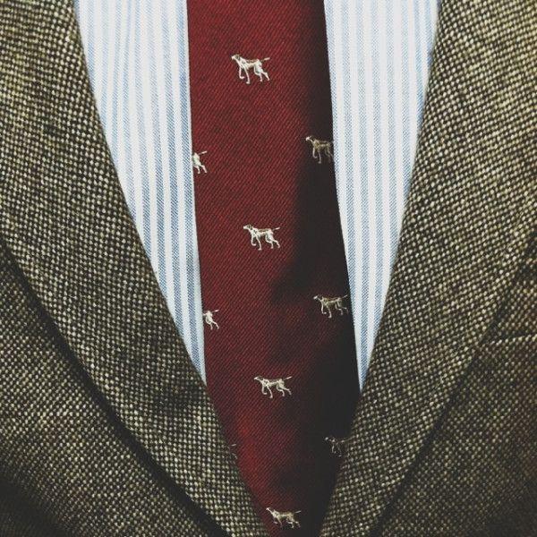 Love on a Houndstooth Pattern Mens Tie Clip Tack Bar Cufflinks & Shirt Accessories Men