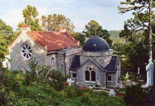 St Elizabeth's Chapel Eureka Springs, Arkansas