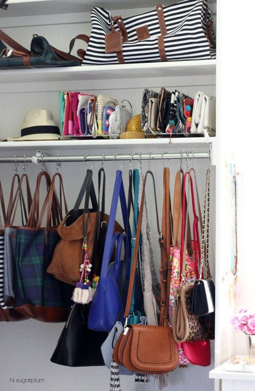 The Ultimate Guide To Organizing Bags Amp Purses