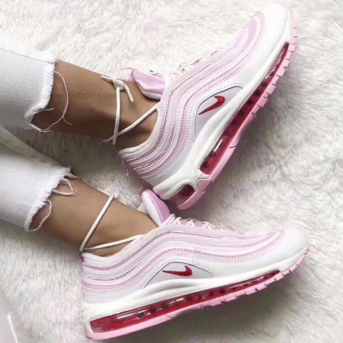 Women S Shoes You Can Wear Socks With Womenshoessizechart Code 7750568167 Nike Shoes Women Nike Air Max 97 Sneakers Fashion