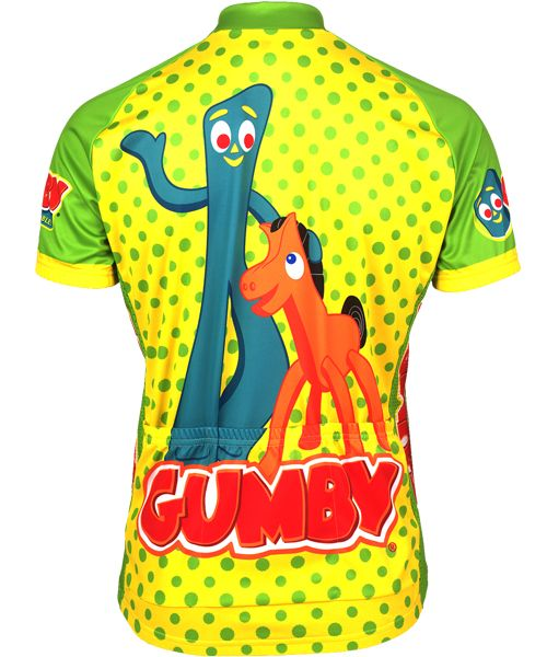 bab787fa8 Gumby Cycling Jersey - FREE Shipping on great cycling jerseys at  cyclegarb.com