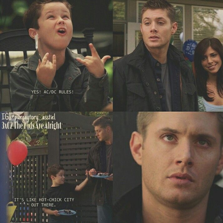 #Supernatural - Season 3 Episode 2 | Winchester brothers