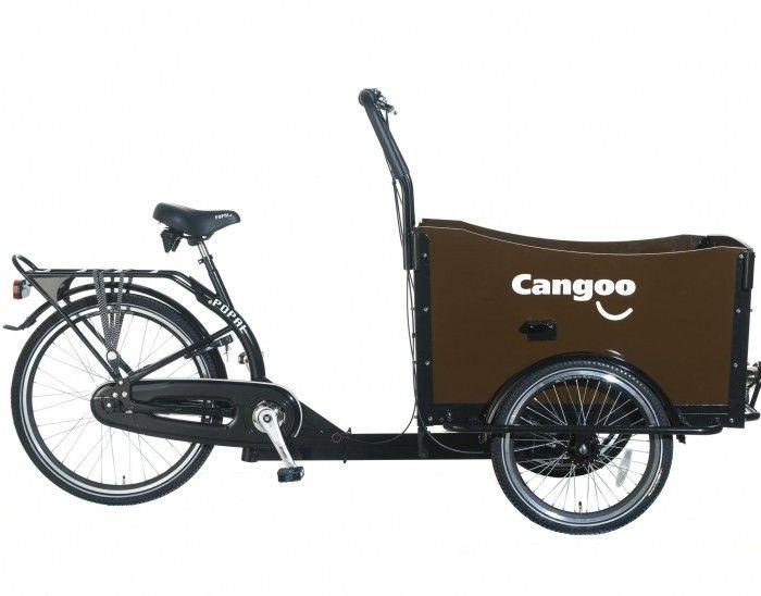 Cangoo Lastenfahrrad Kinder Fahrrad Fahrrad