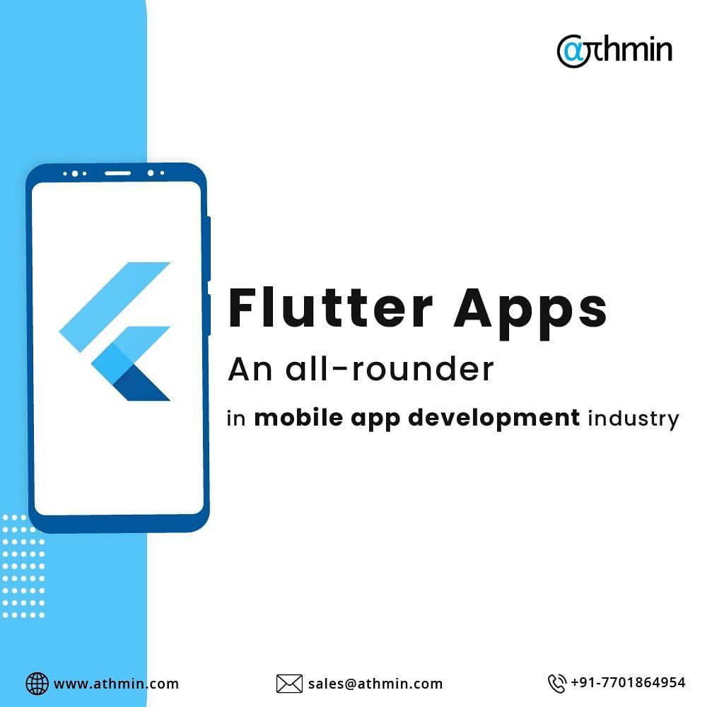 Flutter App Development In 2020 App Development Development Mobile App Development
