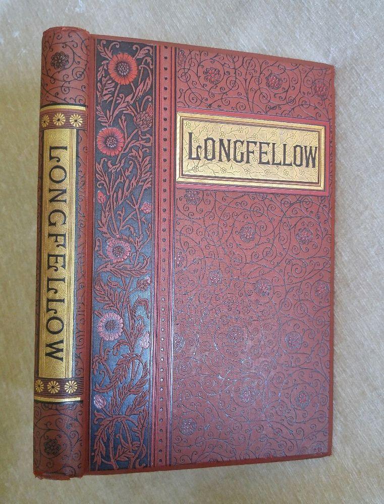 hw longfellow works