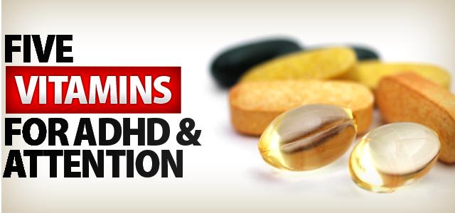 Vitamin Supplements Adhd