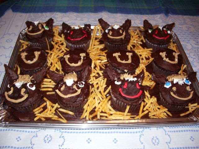 Horse cupcakes Cooking Pinterest Birthday cakes Favorite
