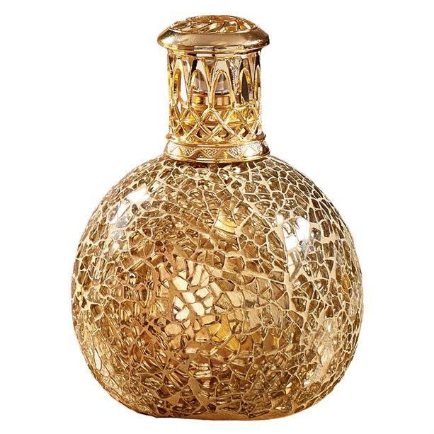 Gold Shimmer Fragrance Lamp