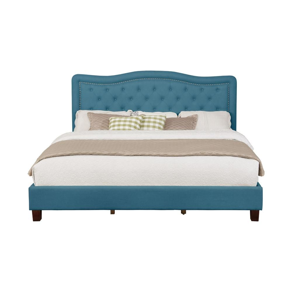 Diy Daybed Using Queen Size Headboard With Images Diy Daybed
