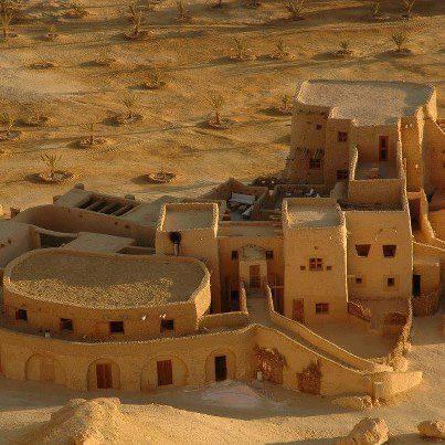 Siwa Oasis في واحة سيوة مصر Egypt Unusual Hotels Siwa Oasis