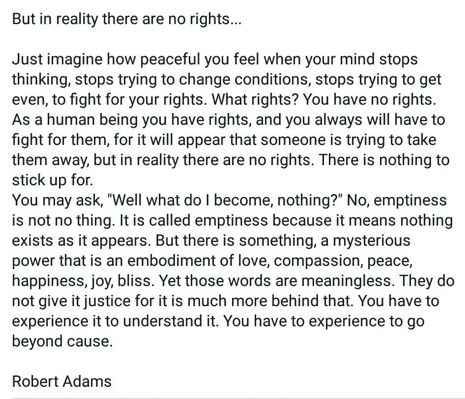 Robert Adams Quotes Pinterest Spiritual, Consciousness and - disagreement letter