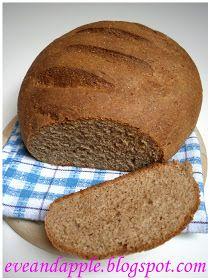 Teljes kiőrlésű kenyér - Teljes kiőrlésű kenyér, Kenyér..