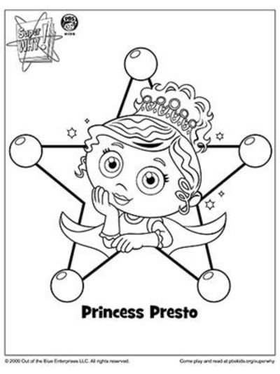 super why coloring pages coloring pagessuper why