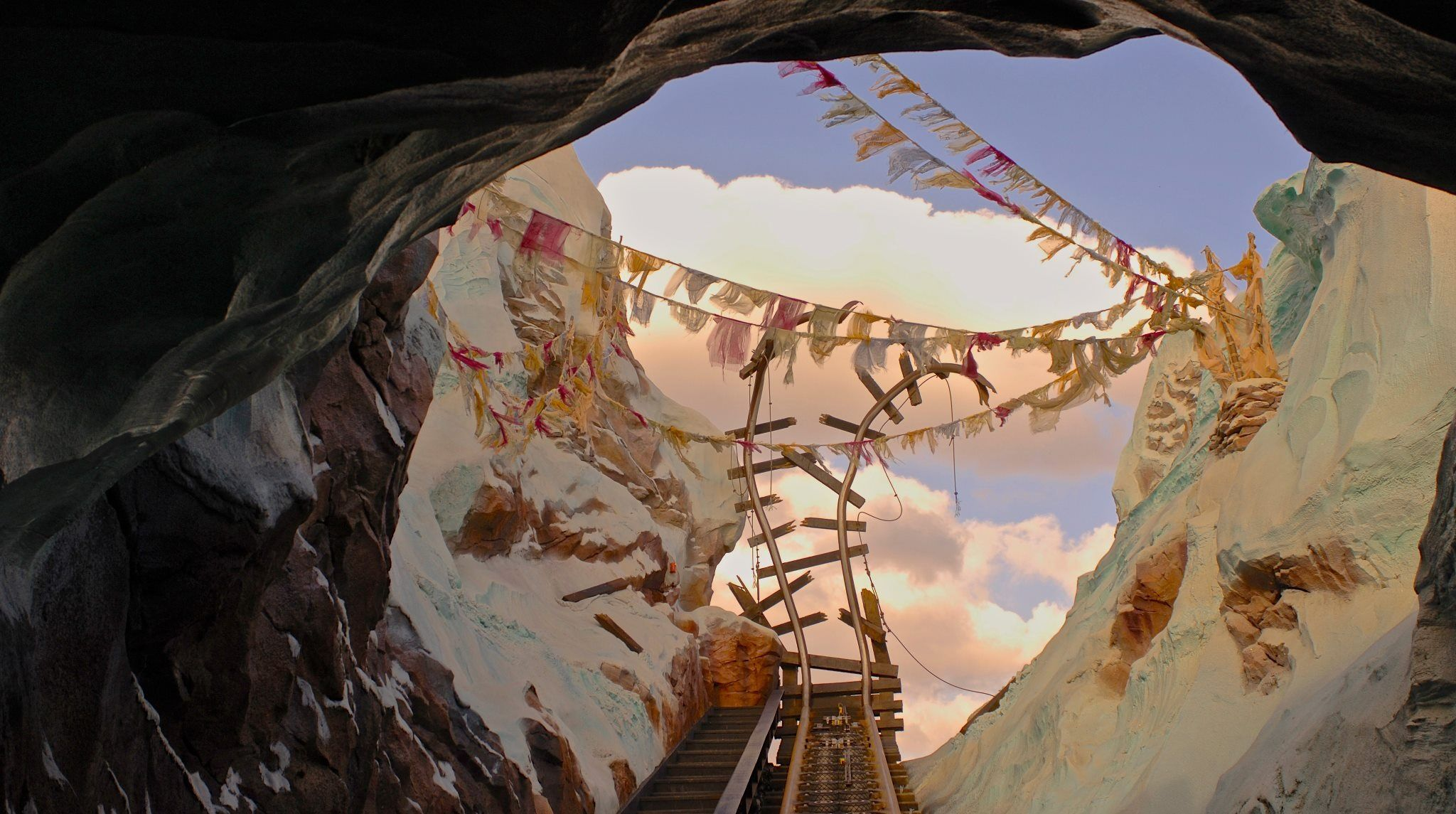 Expedition Everest animal kingdom wdw