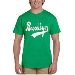 Brooklyn themed t-shirt