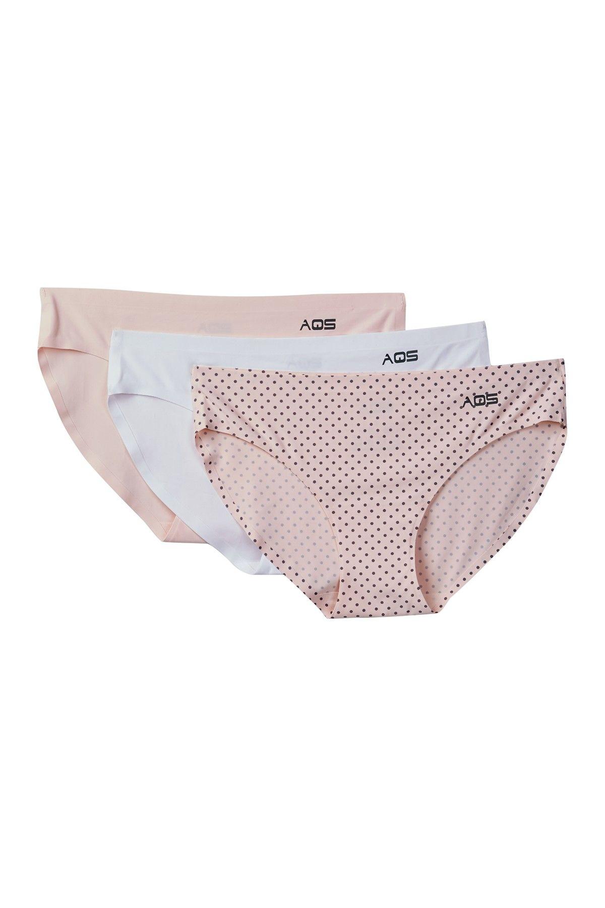 9be89ebc1405b Seamless Bikini Cut Panties - Pack of 3