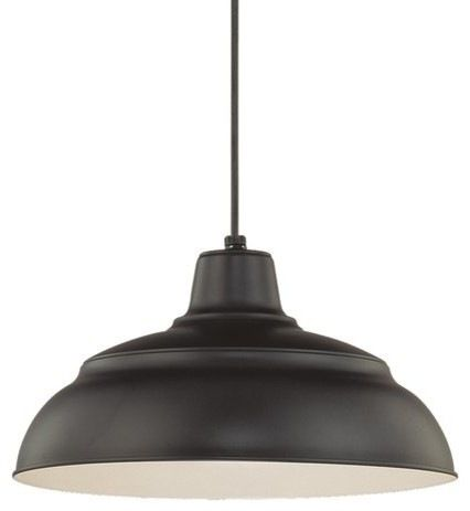 Millennium Lighting Rwhc14 R Series 1 Light 14 Wide Warehouse