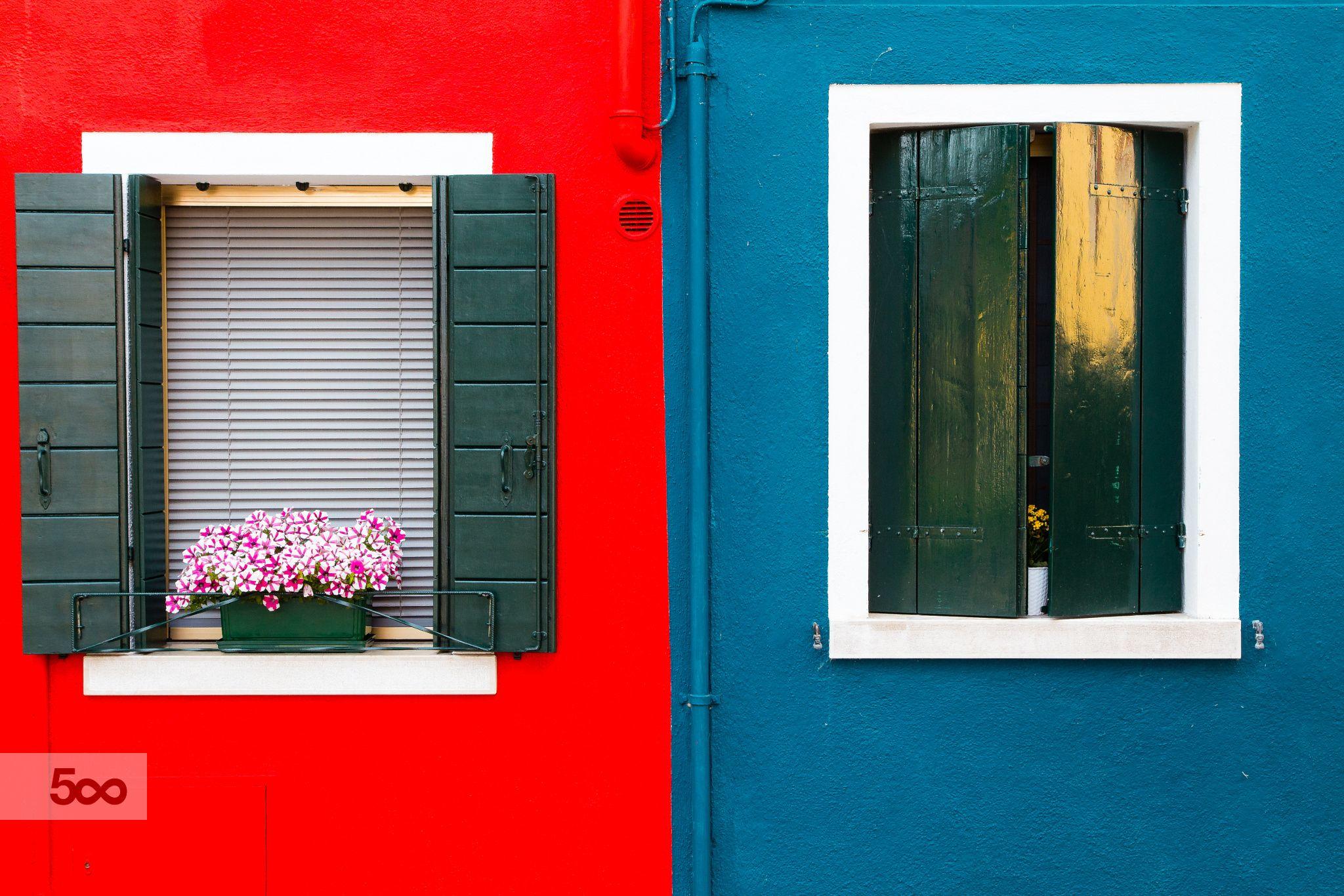500px 上の Philippe Paternolli の写真 maison à Burano