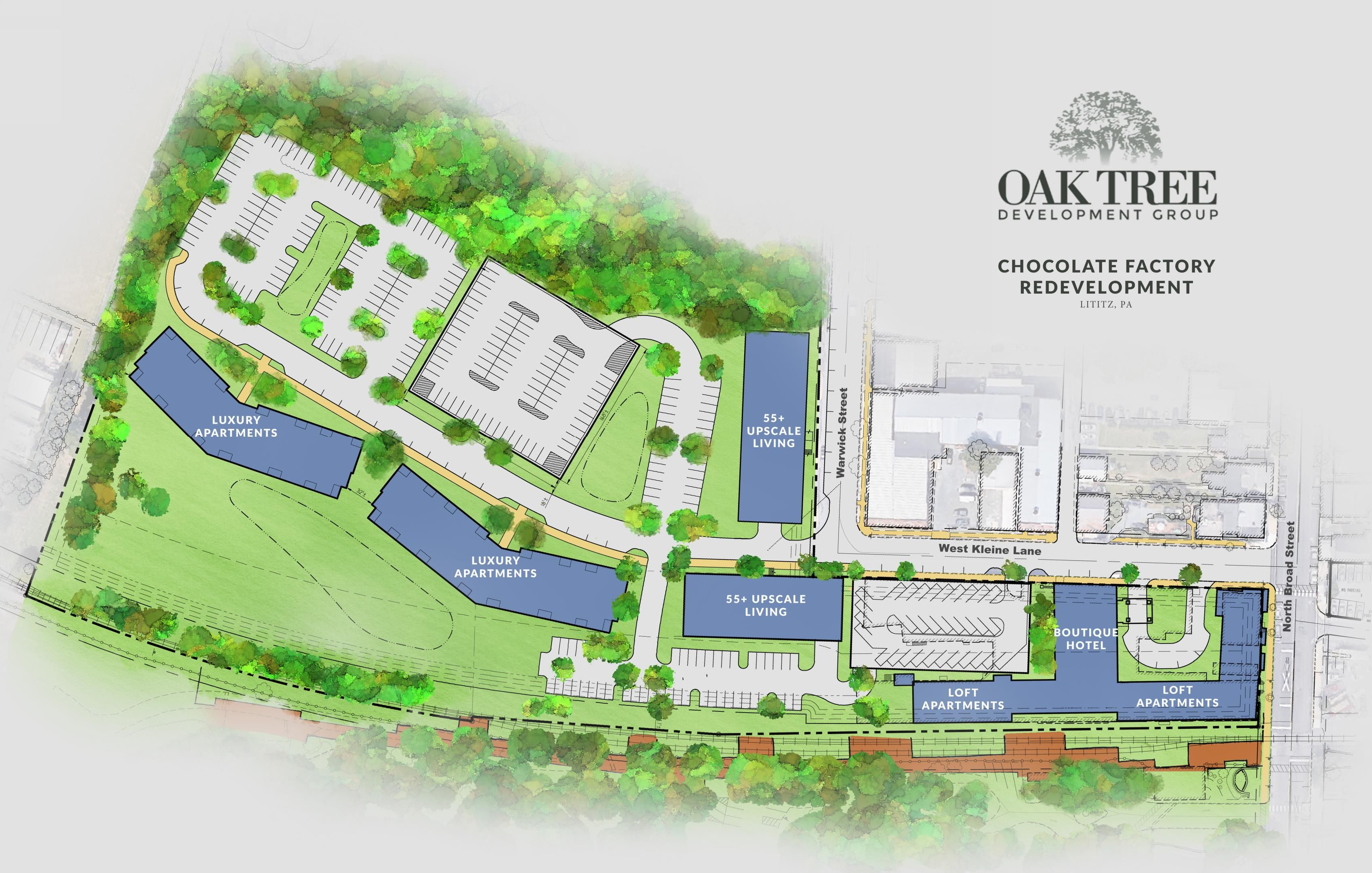 Plans Unveiled For Former Wilbur Complex Lititz Record Express Lititz How To Plan Expressions
