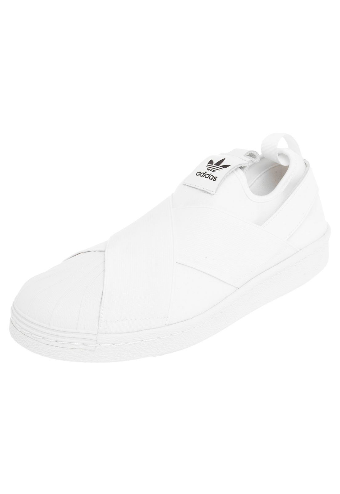 Tênis adidas Originals Superstar Slip on W Branco | Adidas
