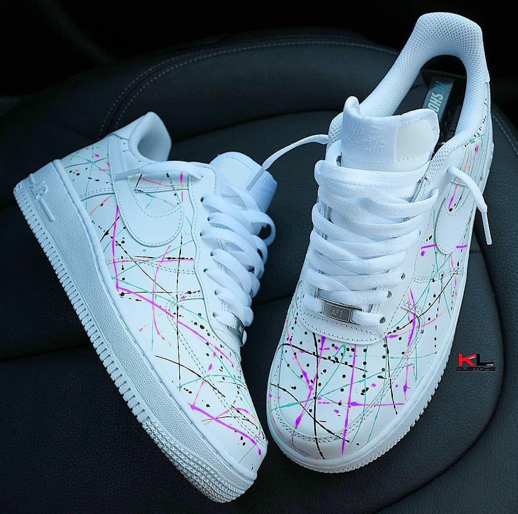 fc05fc24f434 Nike Air Force 1 Custom