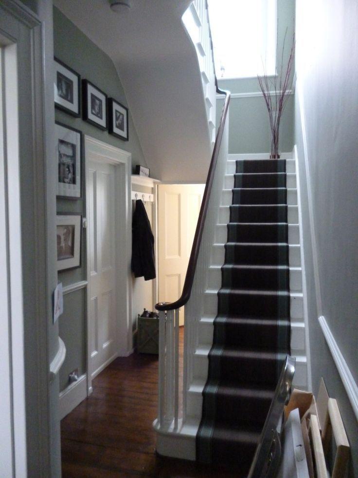Best Georgian Townhome Hallway Decor Luxury Hall Entrance 400 x 300