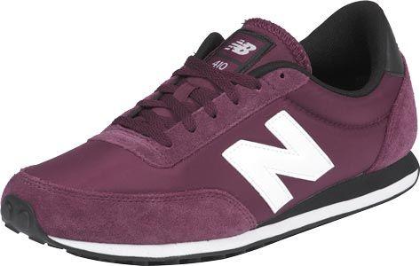 zapatillas new balance u410 burdeos mujer