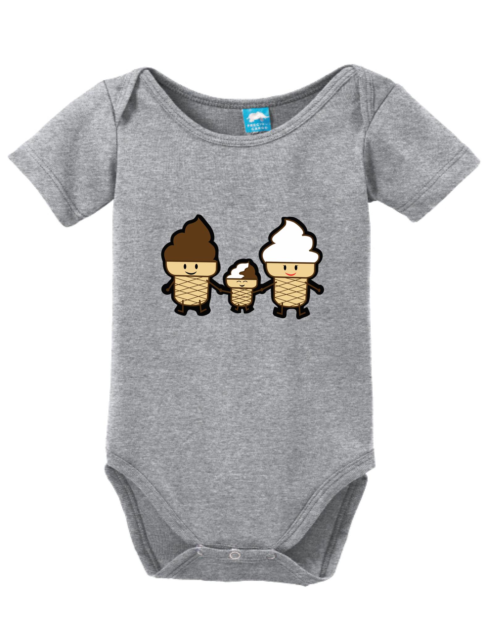 Mixed Chocolate Vanilla Chocolate Vanilla   Bodysuit, Babies and ...