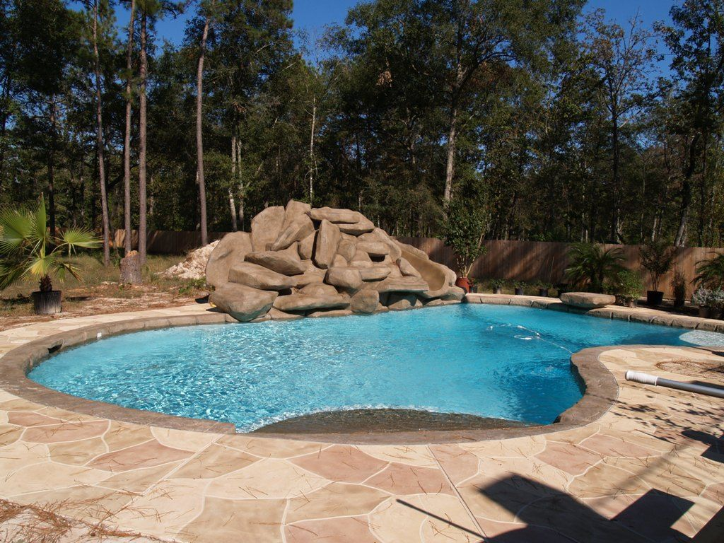 backyard oasis | Swimming Pool Houston Texas and Houston ...