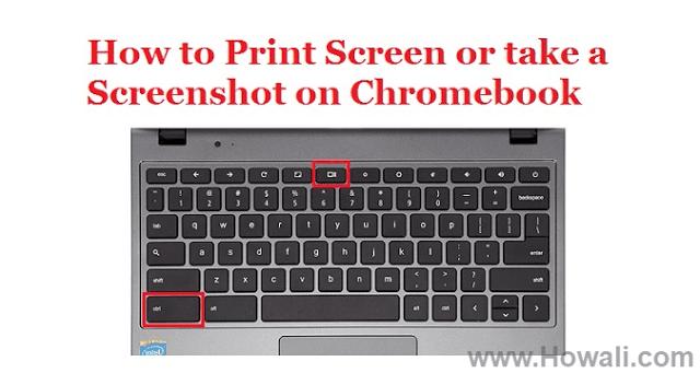 How To Screenshot On Chromebook In 5 Easy Ways Howali Chromebook Tech Help Screen Printing