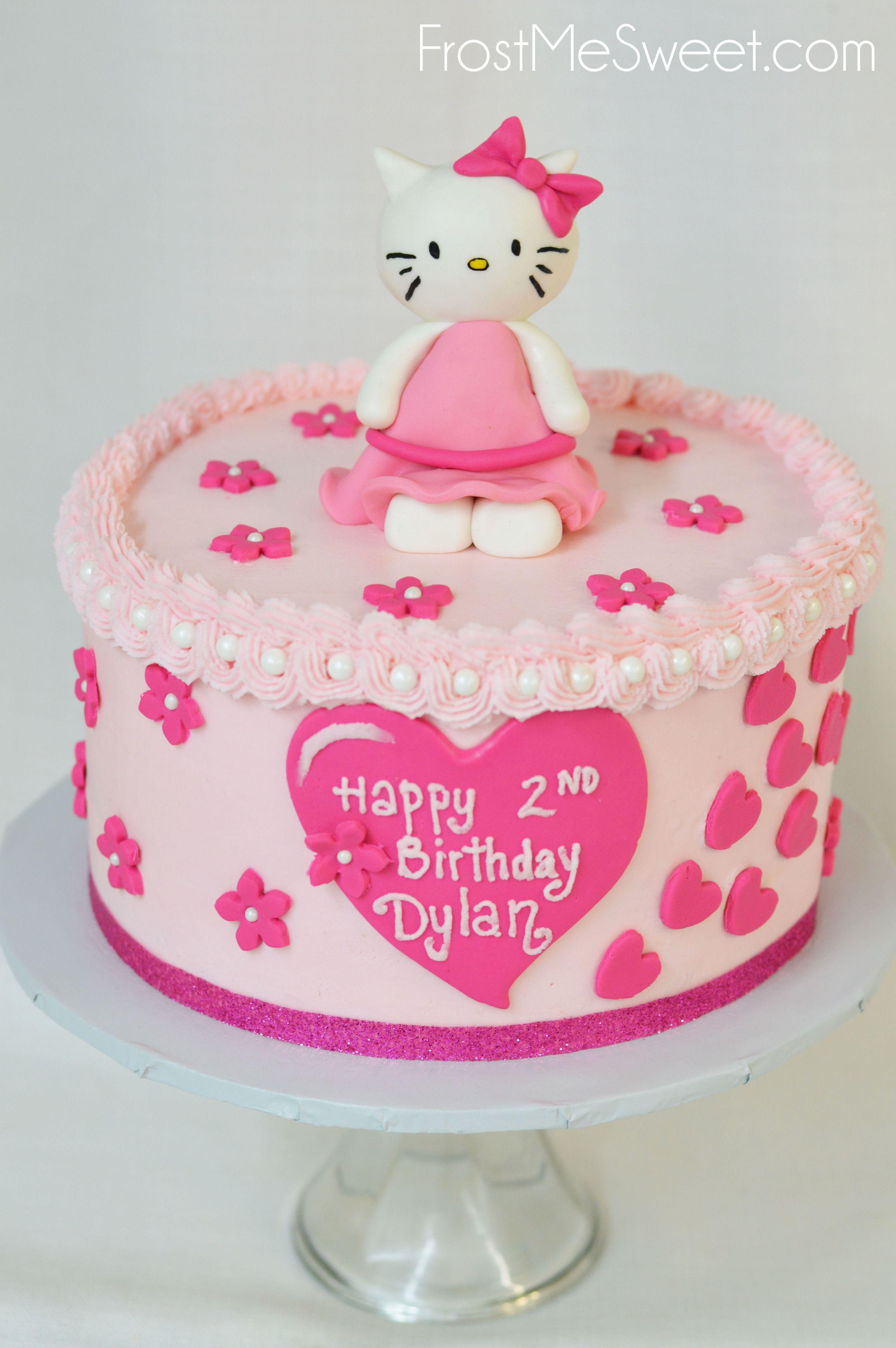Hello Kitty Cake Cake Hello Kitty Cake Hello Kitty Birthday Cake