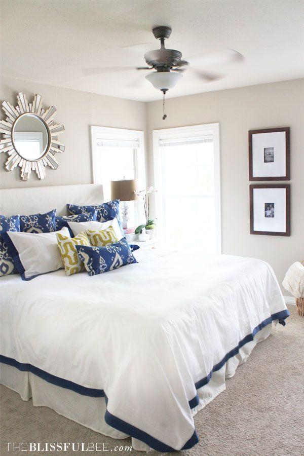 Bedroom Updates With Crane u0026 Canopy - The Blissful Bee & Bedroom Updates With Crane u0026 Canopy - The Blissful Bee ...