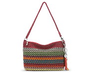 Wearable three ways, the Casual Classics 3-in-1 Demi in Gypsy Stripe can be dressed up or down