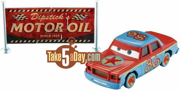 Mattel disney pixar cars 3 demo derby cars with accessories wm exclusive - Coloriage cars 3 thunder hollow ...