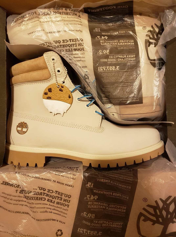 Cookies & Milk Timberlands | Boots, Timberland, Heeled boots