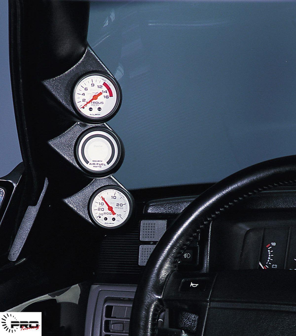 Universal Gauge Pods In 2020 Mustang 93 Mustang 2014 Mustang